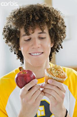 правильное питание для 14 лет